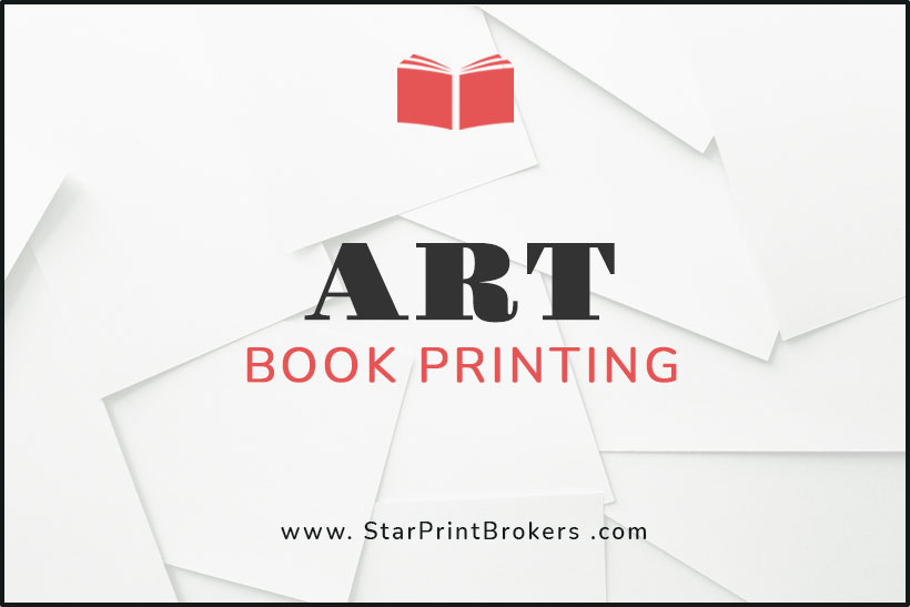 Art Book printing. We print beautiful art books.