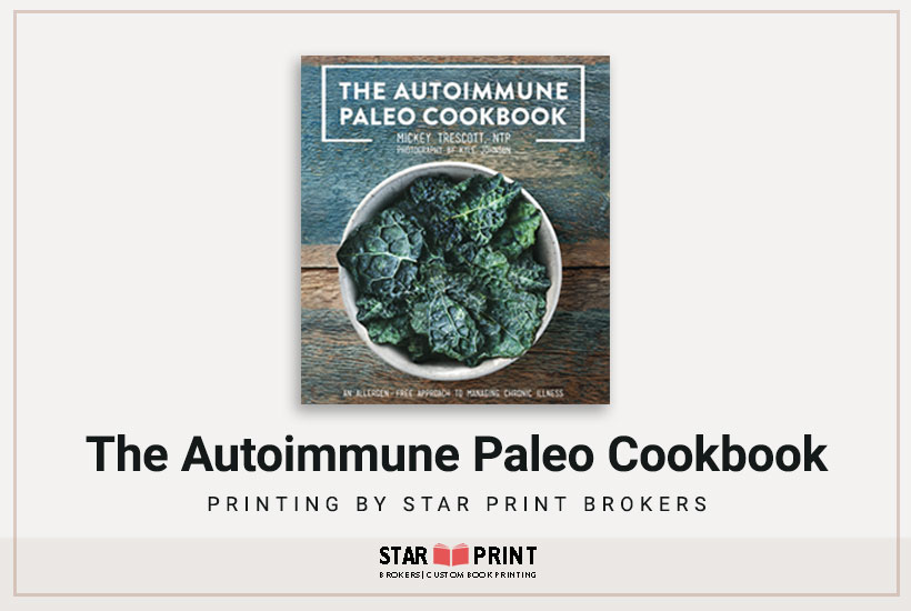 Cookbook printing is a book we manufacture very well. Not only is the professional printing true to color, but we bind cookbooks so they can lay flat. It all depends on what you need.