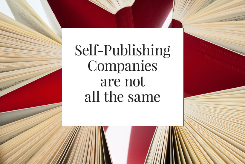 Best Self Publishing Companies – Use Star!