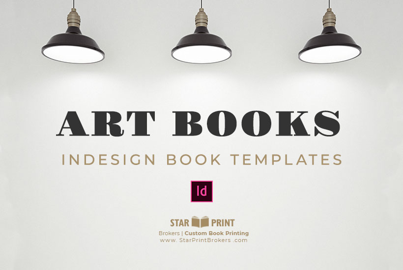Art Book Templates to Download | Star Print Brokers