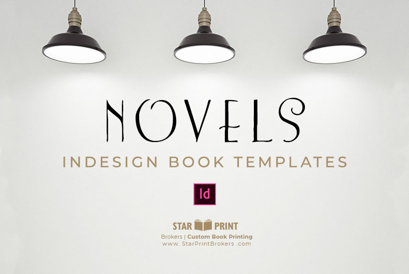Novel Book Template - Free Download | Star Print Brokers