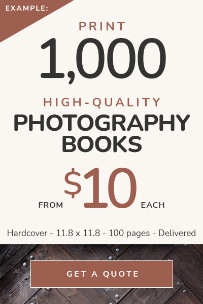 Photo Book Printing Prices — 1,000 from $10 each — Delivered!